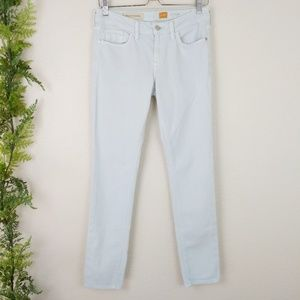 Pilcro and the Letterpress Blue Jeans 27P Petite